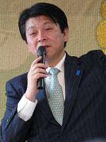 鄭 龍男(てい たつお、チョン・ヨンナム)